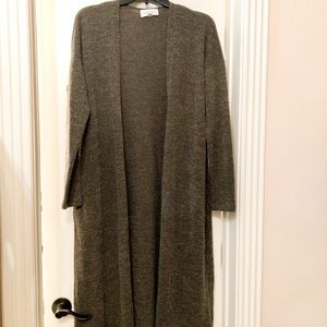 Sweaters - NWOT Long Cardigan Sweater Extra Large